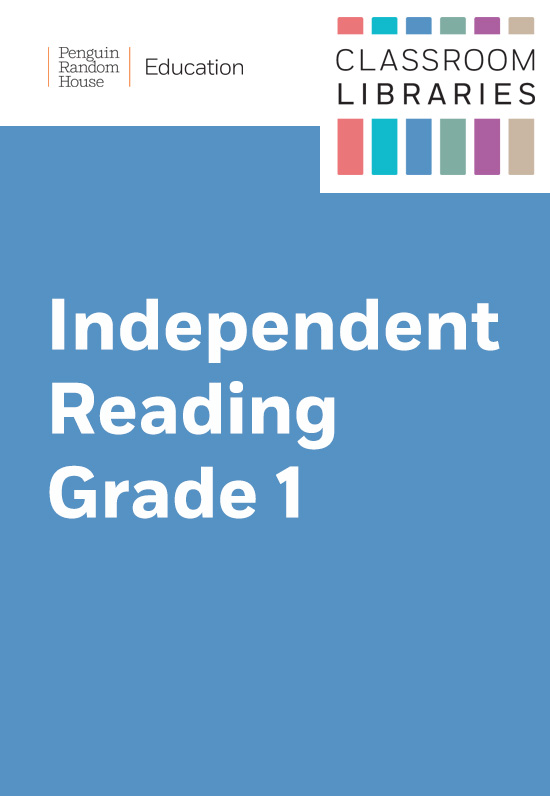 Classroom Libraries: Independent Reading – Grade 1