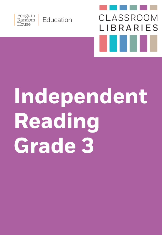 Classroom Libraries: Independent Reading – Grade 3