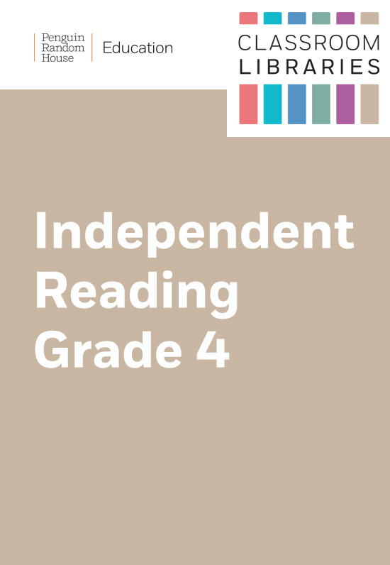 Classroom Libraries: Independent Reading Grade 4