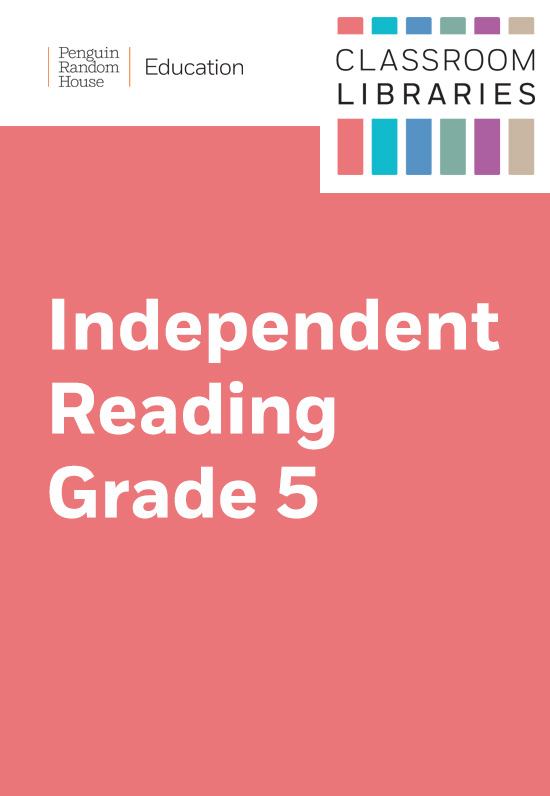 Classroom Libraries: Independent Reading – Grade 5