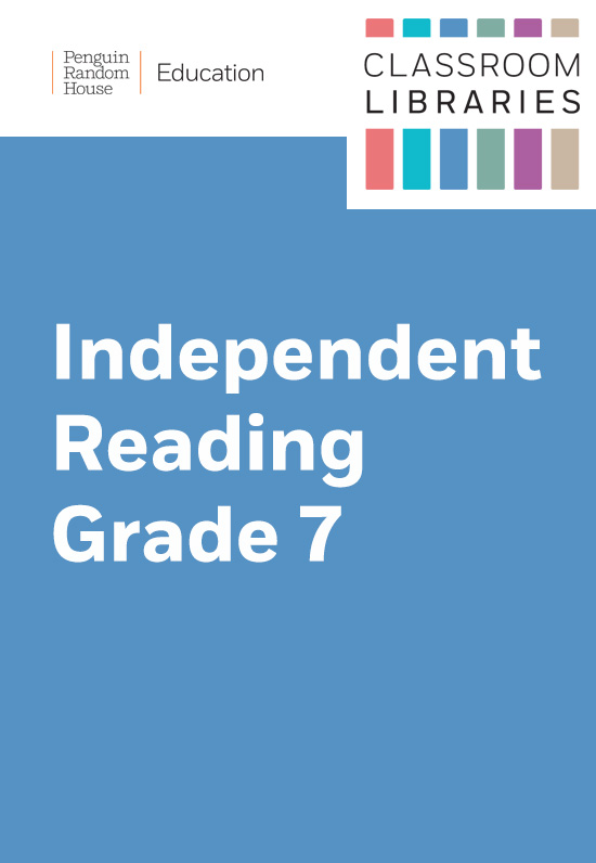 Classroom Libraries: Independent Reading Grade 7